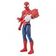 Hasbro Los Vengadores - Spider Man - Figura 30 cm Titan Hero Deluxe