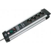 Brennenstuhl Listwa zasilająca przeciwprzepięciowa Premium-Protect-Line 60.000A 4gn
