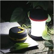 Kudos Round Shape Pop Up Lantern Torch Flashlight White Bright Light Source Pocket Type Emergency pack of 1