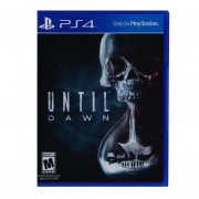 PS4 Juego Until Dawn - PlayStation 4
