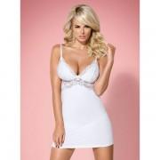 Obsessive (POL) Kobieca Koszulka Biały L/XL 100% DYSKRECJI BEZPIECZNE ZAKUPY