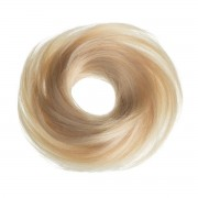Rapunzel® Hair extensions Hair Scrunchie Original 20 g 10.8 Light Blonde 0 cm