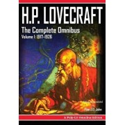 H.P. Lovecraft, the Complete Omnibus Collection, Volume I: 1917-1926, Paperback/Howard Phillips Lovecraft