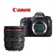 Canon EOS 6D + 24-70mm F/4L IS USM - 2 Anni Di Garanzia