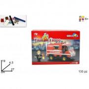Cigioki costruzioni camion dei pompieri 121467 842