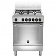 La Germania Amn664exv Cucina 60x60 4 Fuochi A Gas Forno Elettrico Multifunzione
