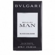 Bulgari Man black cologne - eau de toilette uomo 60 ml vapo