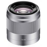 Sony Nex 50mm f/1.8 OSS Zilver