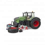 Bruder Fendt 1050 Vario tractor met monteur - werkplaatsuitrusting