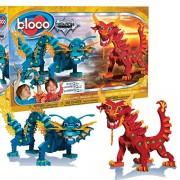 Block Toys Aqua And Pyro Dragons Bc35001