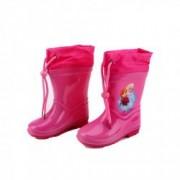 Cizme din cauciuc pentru fetite Setino Disney Frozen 860-011R Roz 30