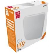 LED Mennyezeti Lámpa Négyzetes Desdemona 24W NW 4000K