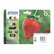 Epson 29XL / T2996 Zwart en Kleur (4 pack) (Origineel)