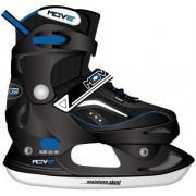 Move Ice 82 verstelbare schaats junior bauw maat 36 39