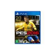 PES 2016 - Pro Evolution Soccer - PS4