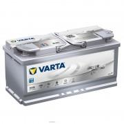 Varta Silver Dynamic AGM 105Ah 950A J+ (Start Stop Plus)