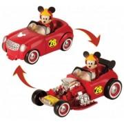 Mickey Mouse Masinuta transformabila si Figurina 182813