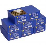 Toolstation Kozijn/steenschroevenpakket 800-delig TX