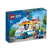 FURGONETA CU INGHETATA - LEGO (60253)