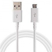 Samsung Galaxy J7 Max Compatible USB Cable / Charging Cable / Data Cable / Sync Cable By GO MANTRA