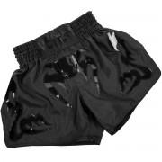 Venum Bangkok Inferno Muay Thai Shorts - Matte/Black XL