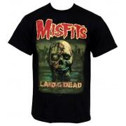tricou stil metal bărbați Misfits - Land Of The Dead - PLASTIC HEAD - PH5807