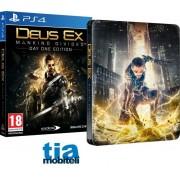Deus Ex: Mankind Divided Steelbook PS4