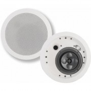 "Klipsch Commercial IC 525T 5.25"""" In Ceiling 70v speaker White-PR"