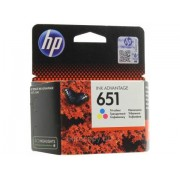 C2P11AE - HP 651 COLOUR INK CARTRIDGE