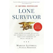 Lone Survivor: The Eyewitness Account of Operation Redwing and the Lost Heroes of SEAL Team 10, Paperback