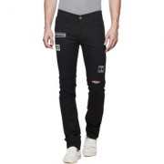 Yo Republic Men's Stylish Rip Jeans for Men