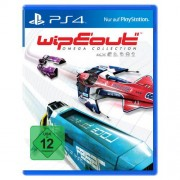Sony WipEout Omega Collection (PS4) DE, FR, IT