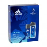 Adidas UEFA Champions League Dare Edition set cadou deodorant 150 ml + gel de dus 250 ml pentru bărbați