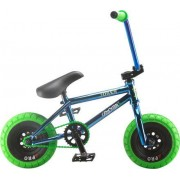 Rocker Mini BMX Fiets Rocker 3+ Joker Freecoaster (Blauw)