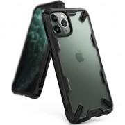 Ringke Fusion X mat Cauza caz blindat cu caseta iPhone 11 Pro Max negru (XMAP0003) universal