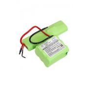 Electrolux ZB2901 battery (1300 mAh, Green)