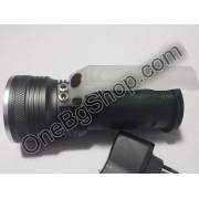 Супер мощен акумулаторен прожектор с CREE XM-L T6 диод
