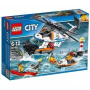 LEGO - 60166 LEGO CITY HEAVY-DUTY RESCUE HELICOPTER 415 PZAS