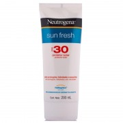 Neutrogena Sun Fresh Protetor Solar Fps 30 200ml
