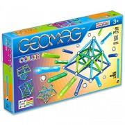 Geomag 91 darabos színes mágneses építőjáték készlet - Geomag építőjátékok