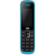 Trio T4 Star (Dual Sim 1.8 Inch Display 1000 Mah Battery Wireless FM Blue-Black)