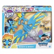 My little pony Guardian of Harmony Spitfire and Soarin