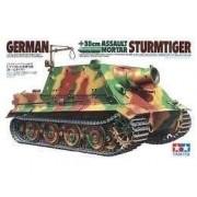Tamiya Model Sturmtiger w skali 1/35 do sklejania, Tamiya 35177