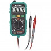 Tester Digital Profesional Proskit Detector Voltaje Mt-1508