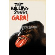 """poszter Rolling Stones - GRR!"""" - Pyramid Posters - PP33008"""