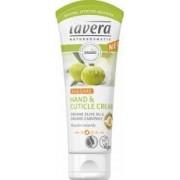 Crema Lavera 2in1 pentru maini si cuticule cu ulei de masline si musetel 75 ml