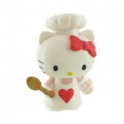 Comansi Hello Kitty szakács játékfigura