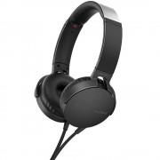 Sony MDRXB550APB.CE7 Casti On-Ear cu Microfon Negru