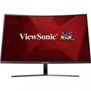 """Viewsonic LCD monitor Viewsonic VX2758-C-MH, 68.6 cm (27 """"),1920 x 1080 px 1 ms, VA LCD HDMI™, VGA, na sluchátka (jack 3,5 mm)"""