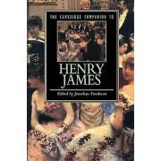 The Cambridge Companion to Henry James by Jonathan Freedman